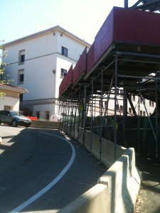 canopy, sidewalk shed, scaffold rental, scaffolding rental, PA, DE, NYC, NJ
