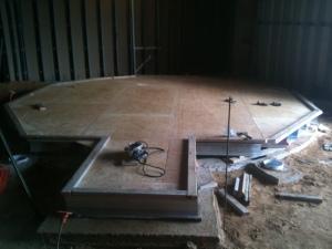 Scaffold rental, scaffolding rental, PA, NJ, NY, DE, MD, shoring, Superior scaffold