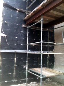 philadelphia, exit, scaffold, scaffolding, rental, superior scaffold