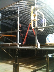 U of P, University of Pennsylvania, Superior Scaffold, (215) 743-2200