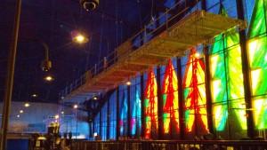 Seneca Niagara Casino, scaffold rental, scaffolding rental, superior scaffold, platform 3