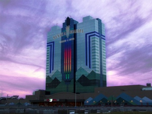 Seneca Niagara Casino, scaffold rental, scaffolding rental, superior scaffold, 2