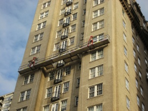 scaffold rental, scaffolding rental, swings, suspended scaffold, PA, DE, NJ, MD,