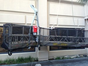 Scaffold rental, scaffolding rental, sidewalk shed, overhead protection, canopy, swing, suspended scaffold, Philadelphia, PA