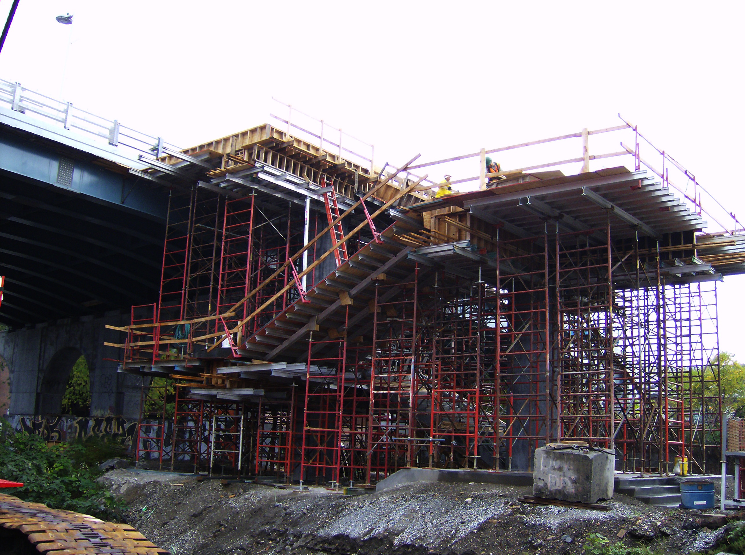 Where To Rent Scaffolding : Shoring rental division superior scaffold